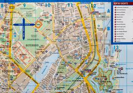 map of copenhagen map of copenhagen borch map mapscompany