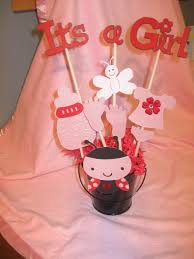 ladybug baby shower favors pink ladybug decorations baby shower favors baby showers