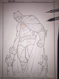 artstation the batman dominic o u0027neill