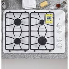 Ge 30 Inch Gas Cooktop Stainless Steel Gas Cooktops Cooktops The Home Depot