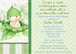 baby shower invitations mesmerizing sample baby shower