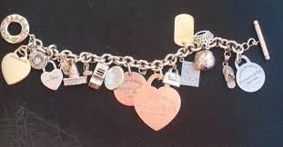 bracelet charms tiffany images Traditional charm bracelet purseforum 89068