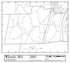 Road Map Of Massachusetts by Maps Whately Mcc Historic Town Maps