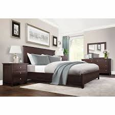 bedroom furniture bradford bradford 6 storage bedroom set
