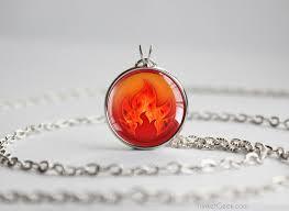 pkmn pendant fire type symbol u2013 trinket geek