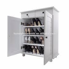 Large Shoe Storage Cabinet Furniture Wooden Shoe Box Cabinet Wooden Shoe Box Cabinet Suppliers And
