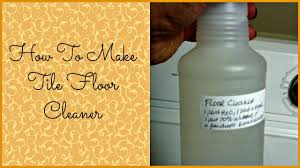 floor cleaner for ceramic tile meze