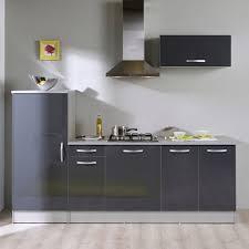 meubles de cuisine alinea alinéa root ensemble de meubles de cuisine prêt à installer gris