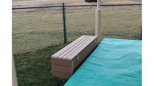Trex Benches Trex Storage Bench Grounds For Play