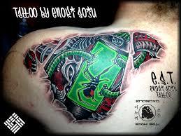 Tattoos Designs Enoki Soju Very Tattoo