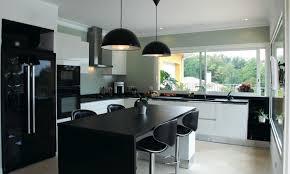 cuisine moderne et noir cuisine moderne ikea alot central en 54 idaces et design newsindo co