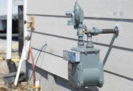 installing natural gas service new home construction youtube