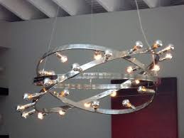 Replace Chandelier How To Replace Orbit Chandelier Inspiration Home Designs
