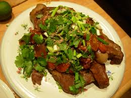 grandmother u0027s chinese country style pork ribs eggs in hell