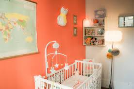 lumiere chambre bébé couleur chambre bebe fille