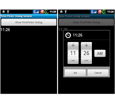 timepicker android how to create time picker dialog in xamarin for android