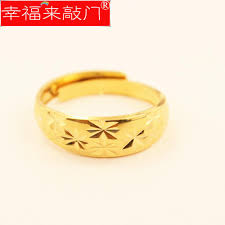 gold rings women images Alluvial gold plated rings women rings female starry eventually jpg