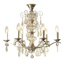 1950s Chandelier Very Charming And Elegant 1950s Chandelier For Sale At 1stdibs