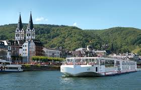 difference between barge and river cruising