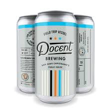 docent brewing hoodzpah design