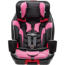 pink toddler car evenflo advanced transitions 3in1 booster car seat maleah