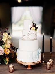 elegant modern fall wedding the forge venue dallas 100 layer cake