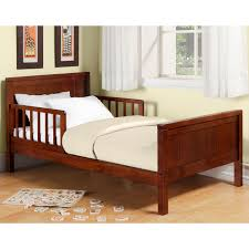Target Toddler Bed Instructions The Orbelle Contemporary Solid Wood Toddler Bed Cappuccino