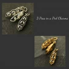 peas in a pod charm peas in a pod charms archives carolinabeadshop