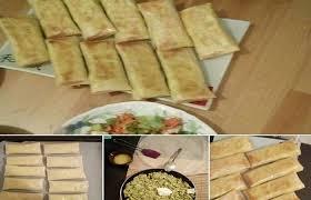 cuisine marocaine brick recette bricks au kefta de poulet recette marocaine