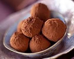 cuisiner truffe recette truffes au chocolat