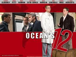 oceans 12 wallpaper