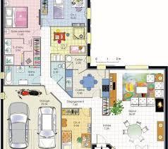 plan maison plain pied 4 chambres avec suite parentale plan maison plain pied 4 chambres avec suite parentale bricolage