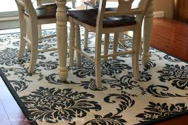 Csn Rugs Chic On A Shoestring Decorating Csn Damask Rug