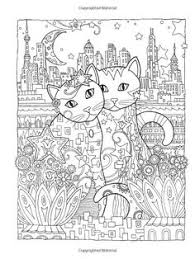 pretty cat coloring pages printable coloring