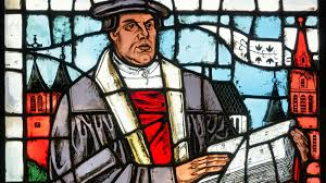 martin luther 95 thesis trick or treat it s martin luther desiring god it s martin luther