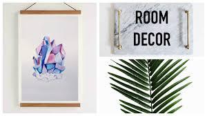 Minimalist Home Decorating Diy Minimalist Room Decor Natasha Rose Youtube