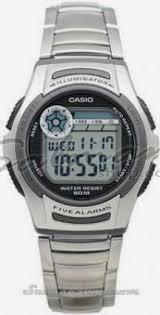 Jam Tangan Alba Digital harga jam tangan casio indonesia original terbaru yang murah pria