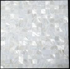 shell mosaic tile backsplash backyard decorations by bodog