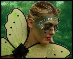 halloween forest fairy makeup look scentsa