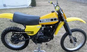 vintage yamaha motocross bikes 1977 yamaha yz250 yz 250 ahrma vintage motocross dirt bike nr