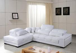 white leather sleeper sofa u2014 jen u0026 joes design elegant leather