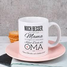 sprüche für oma tasse für die oma zum muttertag