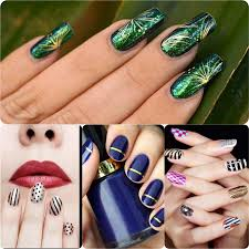 beautiful nail paint designs images nail art designs