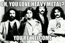 Black Sabbath Memes - pin de heavy rock en heavy metal memes pinterest