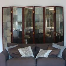 Tension Pole Room Divider Mirrored Room Divider Uk Mirror Melbourne 13 248 Best Dividers