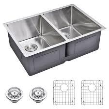 Water Creation Undermount Small Radius Stainless Steel Xx - Smallest kitchen sink