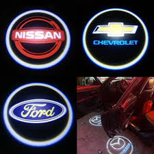 auto car truck door projector led logo lights mr kustom auto