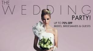 wedding sale the outnet bridal sale designer wedding dresses marchesa