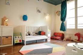 chambre st駻ile chambre style scandinave bleu