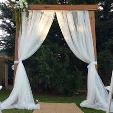 wedding arches to hire timber arch to hire for events and weddings in the barossa and